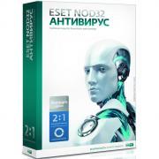 Антивирус Eset Nod32 Rus Platinum Edition (для 1 ПК на 2 года)