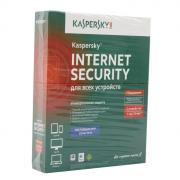 Антивирус Лаборатория Касперского Kaspersky Internet Security Multi-Device Russian Edition продление для 2ПК 1 год Renewal Box ( KL1941RBBFR )