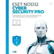 Антивирус ESET NOD32 Cyber Security Pro 1ПК на 1 год