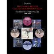 Коллекционная книга The Famous Charisma Label 1969 – 1986