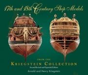 Книга 17th & 18th Century Ship Models from the Kriegstein Collection Aerobase SWB10