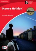 Antoinette Moses. Cambridge Experience Readers Level 1 Beginner/Elementary Harry's Holiday: ISBN 9788483238356.