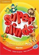 Herbert Puchta, Gunter Gerngross, Peter Lewis-Jones. Super Minds Starter Presentation Plus DVD-ROM ISBN 9781107441194.