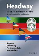 New Headway (4th edition) Beginner to Intermediate DVD and Worksheets Pack
