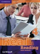 Liz Driscoll. Cambridge English Skills: Real Reading Level 4 Book with answers ISBN 9780521705752.