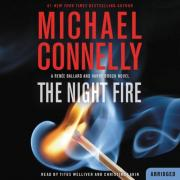 Connelly Michael / Коннелли Майкл. The Night Fire CD ISBN 9781549120756.
