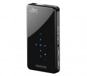 Карманный мини-проектор DLP X2 (Черный)