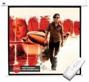 Проекционный экран Sakura Cinema Motoscreen 200X150 MW FG ED60 (SCPSM-200X150FG-ED60)