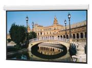 Da-Lite Cosmopolitan Electrol 110 16:9 HDTV Format HC Matte White