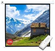 Проекционный экран Sakura Professional Motoscreen 200x150 фибергласс (SCPSM-200X150FG)