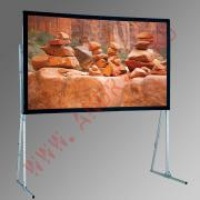 "Draper: Мобильный проекционный экран Draper Ultimate Folding Screen NTSC (3:4) 254/96"" 144*197 XT1000V"