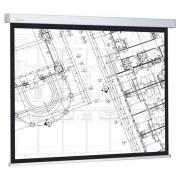 Экран настенно-потолочный Cactus 104.6x186см Wallscreen, 16:9, рулонный, белый