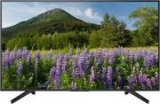 "Телевизор SONY KD-43XF7005 LED 43"" Black, 16:9, 3840x2160, Smart TV, USB, 4xHDMI, VGA, Wi-Fi, RJ-45, DVB-T, T2, C, S, S2"