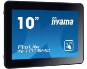 """iiyama TF1015MC-B2 сенсорный дисплей 25,6 cm (10.1"""") 1280 x 800 пикселей Черный Мультисенсорный"""