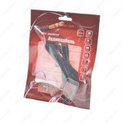 Pro Legend PL1056 Jack 3.5 mm вилка Jack 3.5 розетка, удлинитель, стерео-аудио, 3 м BL1 Аудио-видео кабель