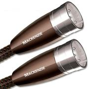 AudioQuest Mackenzie (0.75 m, XLR-XLR Braided)