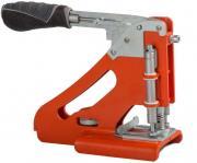 Пресс для установки люверсов AL с насадкой на 10 мм, пробивка штоком