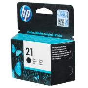 Картридж HP 21 (C9351AE), черный, для струйного принтера, оригинал