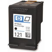 Картридж HP 121 (CC640HE), черный, для струйного принтера, оригинал