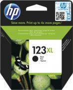 Картридж HP 123XL (F6V19AE), черный, для струйного принтера, оригинал
