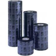 Красящая лента Resin Zebra 05100BK04045 40*450 zebra красящая лента 5100 premium resin black 40 мм/ 450 м