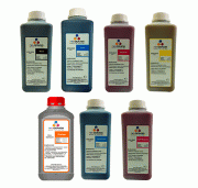 Комплект чернил INK-DONOR INK-DONOR EcoSOL MAX, 7x1000 мл