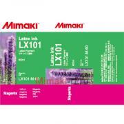Картридж Mimaki LX101 Magenta 600 мл (LX101-M-60-1)