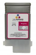 Картридж PFI-107M пурпурный (Magenta) 130 мл для Canon ImagePrograf iPF670, iPF680, iPF685, iPF770, iPF780, iPF785 Ink-Donor