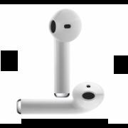 Bluetooth гарнитура Interstep SBH-300 наушники TWS (белые)