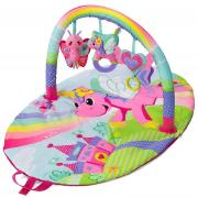 Портативный коврик для малышей Радуга Infantino 5232