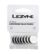 Набор батареек 3V LITHIUM CR2032 BATTERY Lezyne