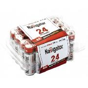 Navigator Элемент питания Navigator 94 786 Nbt-Ne-LR6-BOX24 (упаковка 24 шт)
