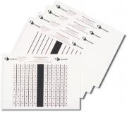 Siemon MX-PNL-LBL6 Этикетки для лазерной печати маркировки для 24- и 48-портовой MAX панели (10 листов)