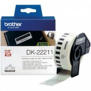 Наклейки Brother 15,4х29 1 шт. DK 22211