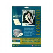 Адресные наклейки 6-дел A4, 50л (105*99) Lomond