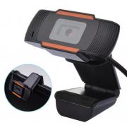 Веб-камера с микрофоном для компьютера MR-102 (Черный)