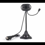 Веб-камера с микрофоном для компьютера MR-103 (Черный)