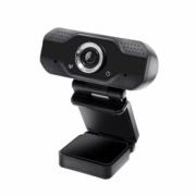 Веб-камера B3 с микрофоном Full HD 1080P (Черная)