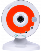 Wi-Fi камера IPEYE SpaceCam F1 Orange