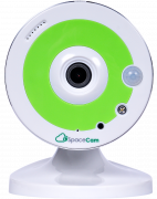 Wi-Fi камера IPEYE SpaceCam F1 Green