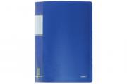 Папка, Proff, А4, 20 карм., синяя
