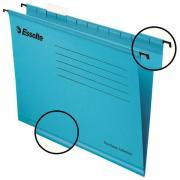 """Подвесные папки """"Classic"""", с разделителями, А4, 25 штук, цвет синий"""