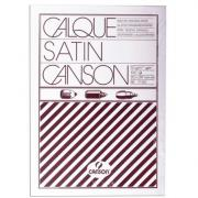 Калька CANSON А4, 110г/м2, 100л, белая, атласная