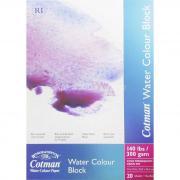 Альбом для акварели Cotman 35,5х25,4см 300г/м2 20л склейка Winsor&Newton
