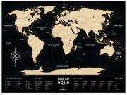 Скретч-карта 1dea.me black