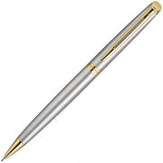 Карандаш механический Waterman Hemisphere - Stainless Steel GT, (0.5 мм) (S0920390)