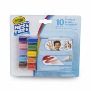 Crayola Мини-маркеры Color Wonder 10 цветов
