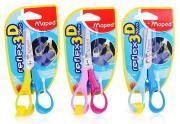 Ножницы для левшей Maped Reflex 3D Vivo, 12 см