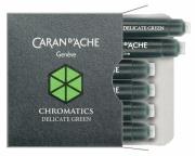 Картридж для ручек CARANDACHE Chromatics 8021.221 Delicate green