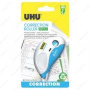 UHU 50380/B Correction Roller Refill Корректирующий роллер-мышь со сменной кассетой 4,2 мм. x 14 м.